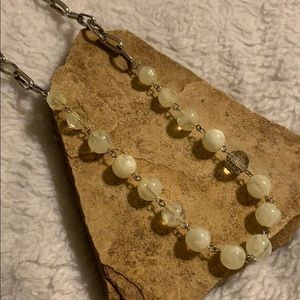 Loft long necklace
